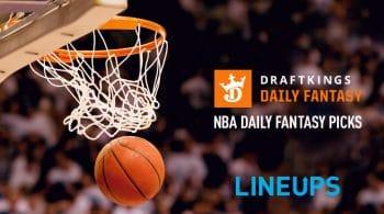 NBA DraftKings DFS Lineup Picks 5/11/21