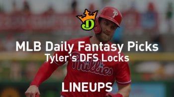 DraftKings MLB Daily Fantasy Picks 10/23/20