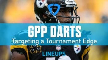 FanDuel NFL Week 7 Tournament GPP Picks: Daily Fantasy Advice & Strategy