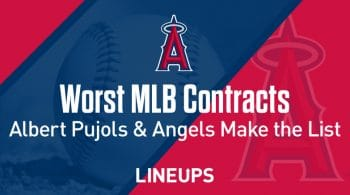 Worst MLB Contracts Of The 2000s