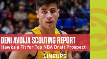 Deni Avdija Scouting Report: Top NBA Draft Prospect