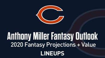 Anthony Miller Fantasy Football Outlook & Value 2020