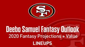 Deebo Samuel Fantasy Football Outlook & Value 2020
