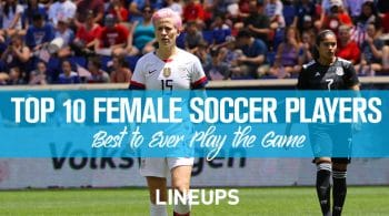 Best Female Soccer Players Of All-Time