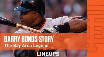 Barry Bonds' Story: The Bay Area Legend