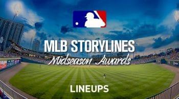 MLB Storylines: Midseason Awards