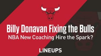 New NBA Coaching Hire: Is Billy Donavan the Spark the Bulls need?