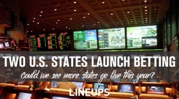Which State is Next In Line to Launch Sports Betting?