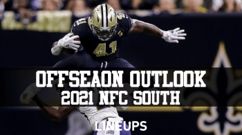 2021 NFL Offseason Outlook: NFC South