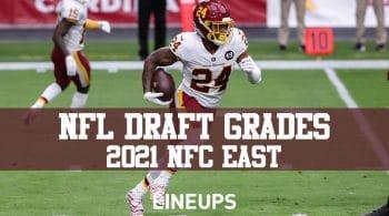 NFL Draft Grade 2021: NFC East
