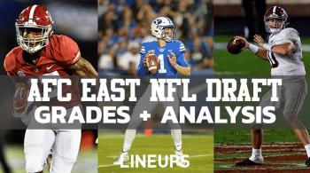2021 NFL Draft Grades: AFC East