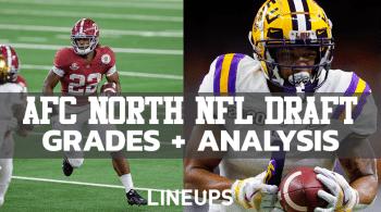 2021 NFL Draft Grades: AFC North