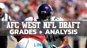 2021 NFL Draft Grades: AFC West