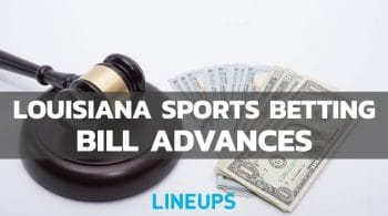 Louisiana Sports Betting Takes Another Step Forward in the State House