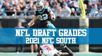 NFL Draft Grade 2021: NFC South