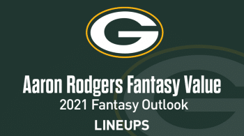 Aaron Rodgers Fantasy Football Outlook & Value 2021