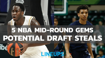 """NBA Draft 2021: Five """"Mid-To-Late"""" First Round Gems"""