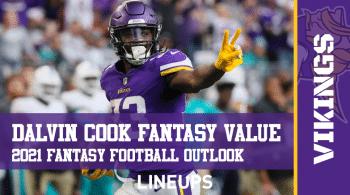 Dalvin Cook Fantasy Football Outlook Value 2021