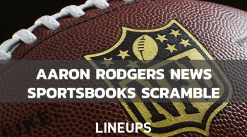 Aaron Rodgers Rumors and News Sends Sportsbooks Into a Frenzy