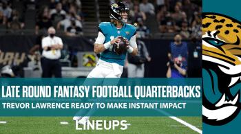 2021 Fantasy Football: Late Round Quarterbacks