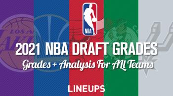 2021 NBA Draft Grades: Winners, Losers, Surprise Picks