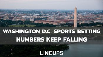 Why Are D.C. Betting Numbers So Low?