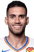 Abdel Nader Player Stats 2020