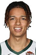D.J. Wilson Player Stats 2020