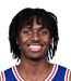 Tyrese Maxey Player Stats 2021